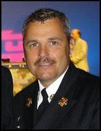 Loveland Symmes Fire Chief Otto Huber
